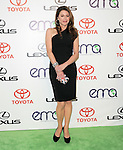 Jane Leeves  attends The 21st Annual Environmental Media Awards held at at Warner Bros. Studios in Burbank, California on October 15,2011                                                                               © 2011 DVS / Hollywood Press Agency
