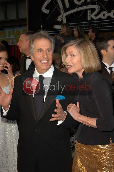 Henry Winkler and Susan Sullivan
