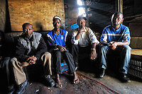 In a shebeen, Langa, Cape Town, SA 2009