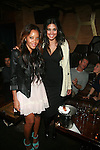 Angela Simmons and Designer Rachel Roy Attend Rachel Roy's After Party with Theophilus London Held at DARBY DOWNSTAIRS, NY   2/13/12
