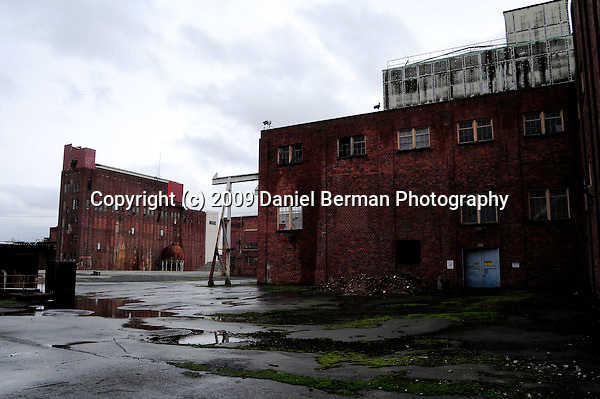 Photos of the unused Bellingham industrial waterfront area Thursday November 19, 2009. Photo by Daniel Berman/www.bermanphotos.com