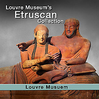 Etruscan Artefacts & Antiquities - Louvre Museum - Pictures & Images