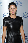 "Angie Harmon arriving to the ""TNT's 25th Anniversary Party"" held during the TCA at the Beverly Hilton Hotel on July 24, 2013 Beverly Hills CA."