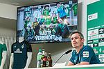 19.02.2019, Mixed Zone - Weserstadion, Bremen, GER, 1.FBL, Werder Bremen, Fin Bartels (Werder Bremen #22) Mixed Zone, <br /> <br /> im Bild<br /> Fin Bartels (Werder Bremen #22), <br /> <br /> Foto © nordphoto / Ewert
