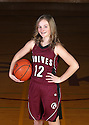 2016-2017 South Kitsap High School Girls Varsity Basketball Team Portraits