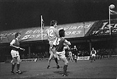 22/11/80 Blackpool v Fleetwood Town FAC 1 Dave Hockaday rises above the Fleetwood defence to score the fourth goal..©  Phill Heywood