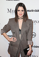 WEST HOLLYWOOD, CA - JANUARY 11: Laura Marano, at Marie Claire's Third Annual Image Makers Awards at Delilah LA in West Hollywood, California on January 11, 2018. Credit: Faye Sadou/MediaPunch