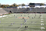 RWJBarnabas Health at the Princeton vw. Brown Game on 10/15/16