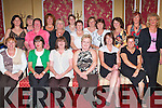 RETIREMENT: Noreen O'Neill Castlemaine, who is taking early retirement from Heimbach, Clash having a great time with friends at her retirement party at Imperial Hotel on Friday seated l-r: Maureen Williams, Lucy Silles, Betty Shanahan, Noreen O'Neill, Carmel Sheehy and Theresa McEneaney. Back l-r: Eileen Courtney, Catherine McCarthy, Eileen Flynn, Catherine O'Reilly, Catherine Callighan, Marget O'Connell, Mary McCarthy, Mary Roche, Mary O'Brien, Margaret Maher, Kathleen Ladden and Margaret O'Connor..   Copyright Kerry's Eye 2008