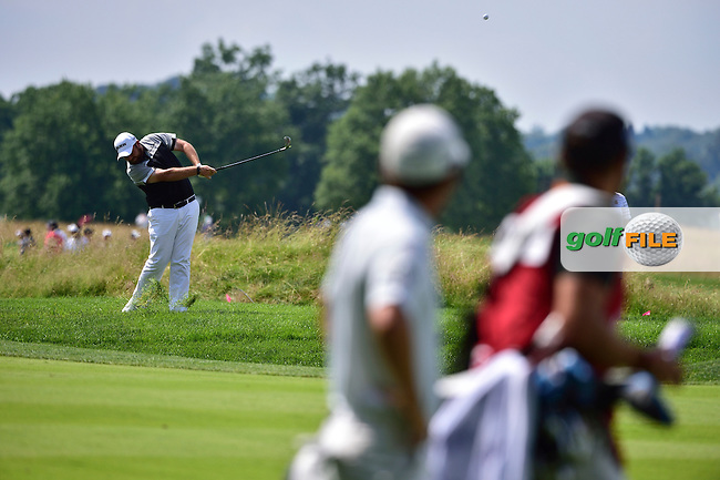 Shane LOWREY (IRE) during fourth round 116th US Open 2016 ,Oakmont Country Club, Pittsburgh,Pennsylvania,USA.