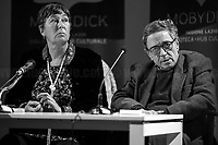 (From L to R) Resta, Lodato.<br />