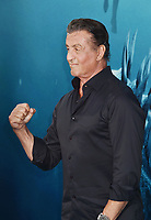 HOLLYWOOD, CA - AUGUST 06: Sylvester Stallone attends the premiere of Warner Bros. Pictures and Gravity Pictures' Premiere of 'The Meg' at the TLC Chinese Theatre on August 06, 2018 in Hollywood, California.<br /> CAP/ROT/TM<br /> &copy;TM/ROT/Capital Pictures
