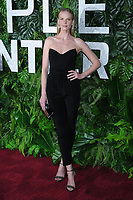 03 March 2019 - New York, New York - Anne Vyalitsyna. The World Premiere of &quot;Triple Frontier&quot; at Jazz at Lincoln Center. <br /> CAP/ADM/LJ<br /> &copy;LJ/ADM/Capital Pictures