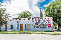 Pueblo de Fronteras, Sonora, Mexico.<br /> Town of Borders, Sonora, Mexico