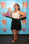 Carmen Ruby Floyd attends the 'Avenue Q' - 15th Anniversary Performance Celebration at Novotel on July 31, 2018 in New York City.