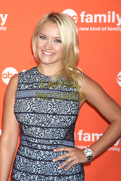 BEVERLY HILLS, CA - July 15: Emily Osment at the ABC July 2014 TCA, Beverly Hilton, Beverly Hills,  July 15, 2014. <br /> CAP/MPI/JO<br /> &copy;JO/MPI/Capital Pictures