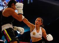 Boxeo 2014 Titulo Mundial Gallo Carolina Rodriguez vs Dayane Cordero