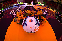 Chicago, IL - Thursday January 10, 2019: The 2019 NWSL College Draft at McCormick Place.