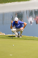 Webb Simpson (USA) on the 11th during the 3rd round at the WGC Dell Technologies Matchplay championship, Austin Country Club, Austin, Texas, USA. 24/03/2017.<br /> Picture: Golffile | Fran Caffrey<br /> <br /> <br /> All photo usage must carry mandatory copyright credit (&copy; Golffile | Fran Caffrey)