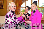 Pictured at the launch of the Designer Fashion Showcase event in the Plaza hotel, Killarney on Thursday were Jill Hannon, Aine O'Doherty and Norma O'Donoghue.