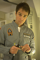 Moon (2009) <br /> Sam Rockwell<br /> *Filmstill - Editorial Use Only*<br /> CAP/KFS<br /> Image supplied by Capital Pictures