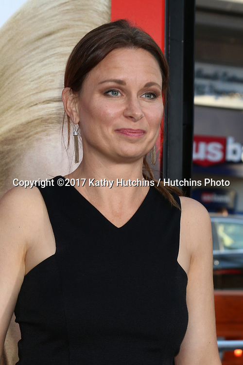 """LOS ANGELES - APR 18:  Mary Lynn Rajskub at the """"Unforgettable"""" Premiere at TCL Chinese Theater IMAX on April 18, 2017 in Los Angeles, CA"""
