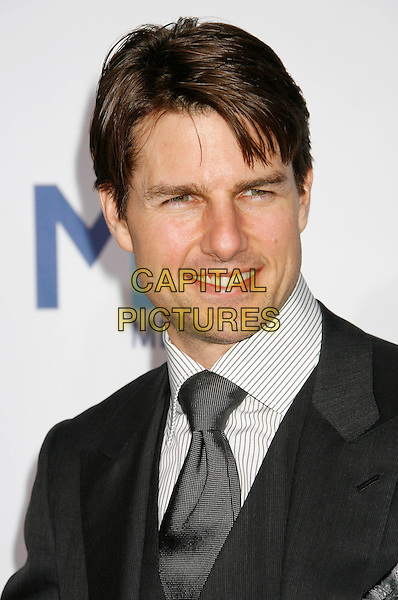 TOM CRUISE.Mentor LA's Promise Gala Honoring Tom Cruise held at 20th Century Fox Studios, Century City, California, USA,.22nd March 2007..portrait headshot.CAP/ADM/RE.©Russ Elliot/AdMedia/Capital Pictures.