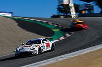 #09 Automatic Racing Aston Martin AMR Vantage, GS: Akhil Rabindra, Rob Ecklin Jr.