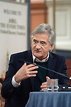 Anthony Beevor at The Sheldonian Theatre during the Sunday Times Oxford Literary Festival, UK, 16 - 24 March 2013. .<br />
