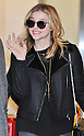 Chloe Grace Moretz arrives in Japan
