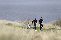 Robin Dawson (Tramore) during the first round of matchplay at the 2018 West of Ireland, in Co Sligo Golf Club, Rosses Point, Sligo, Co Sligo, Ireland. 01/04/2018.<br /> Picture: Golffile | Fran Caffrey<br /> <br /> <br /> All photo usage must carry mandatory copyright credit (&copy; Golffile | Fran Caffrey)