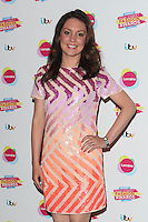Laura Tobin arriving at for Lorraine's High Street Fashion Awards 2014, at Vinopolis, London. 21/05/2014 Picture by: Alexandra Glen / Featureflash