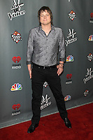 WEST HOLLYWOOD, CA - NOV 8: Terry McDermott at the NBC's 'The Voice' Season 3 at House of Blues Sunset Strip on November 8, 2012 in West Hollywood, California.  Credit: mpi27/MediaPunch Inc. /NortePhoto.com