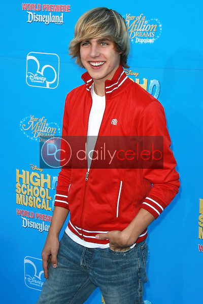 Cody Linley<br />at the world premiere of Disney's &quot;High School Musical 2&quot;. Downtown Disney, Anaheim, CA. 08-14-07<br />Dave Edwards/DailyCeleb.com 818-249-4998