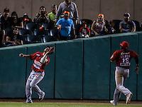 Acciones , durante partido3 de beisbol entre Naranjeros de Hermosillo vs Mayos de Navojoa. Temporada 2016 2017 de la Liga Mexicana del Pacifico.<br /> © Foto: LuisGutierrez/NORTEPHOTO.COM
