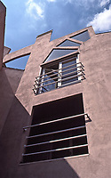 Horton Plaza. Jon Jerde, architect, Post-Modern design. Photo July 1991.