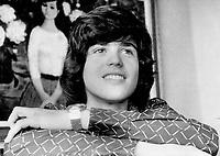 rock star Donny Osmond.<br /> <br /> <br /> Griffin, Doug<br /> Picture, 1973