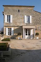 Chateau Balestard la Tonnelle, Saint Emilion, Bordeaux, France