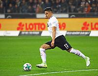Carlos Salcedo (Eintracht Frankfurt) - 26.01.2018: Eintracht Frankfurt vs. Borussia Moenchengladbach, Commerzbank Arena