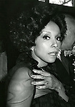 Diahann Carroll attends the 1984 Emmy's in Los Angeles, California.