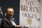"2017.10.17 Dan Brown ""ORIGEN"""
