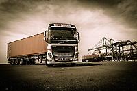 RPS Transport -  Photo Rushes - Port of Felixstowe & Yard
