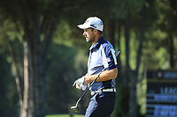 Padraig Harrington (IRL) during the second round of the Turkish Airlines Open, Montgomerie Maxx Royal Golf Club, Belek, Turkey. 08/11/2019<br /> Picture: Golffile | Phil INGLIS<br /> <br /> <br /> All photo usage must carry mandatory copyright credit (© Golffile | Phil INGLIS)