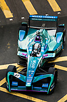 Kamui Kobayashi of Japan from MS & AD Andretti Formula E on track at the Formula E Non-Qualifying Practice 3 during the FIA Formula E Hong Kong E-Prix Round 2 at the Central Harbourfront Circuit on 03 December 2017 in Hong Kong, Hong Kong. Photo by Victor Fraile / Power Sport Images