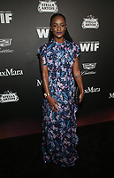 7 February 2020 - Hollywood, California - Skye P. Marshall. 13th Annual Women In Film Female Oscar Nominees Party held at Sunset Room Hollywood. Photo Credit: FS/AdMedia