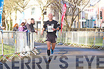 Billy O'Brien at the Valentines 10 mile road race in Tralee on Saturday.