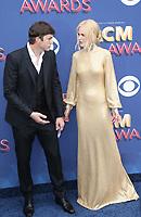 15 April 2018 - Las Vegas, NV -  Ashton Kutcher, Nicole Kidman.  2018 ACM Awards arrivals at MGM Grand Garden Arena. <br /> CAP/ADM/MJT<br /> &copy; MJT/ADM/Capital Pictures