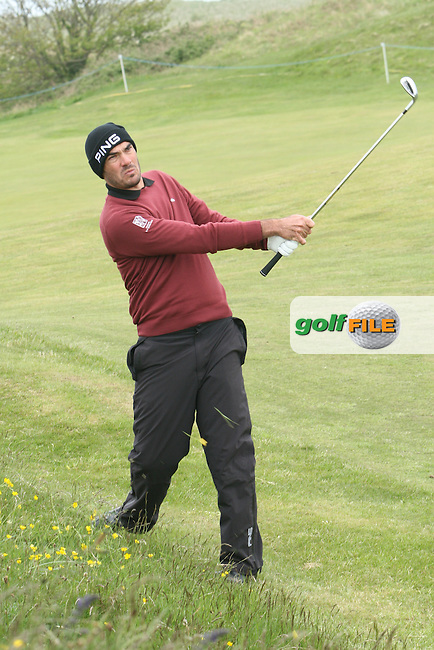 Gregory Havret during the Pro-Am at the Irish Open in Co.Louth Golf Club,  Baltray...Photo NEWSFILE/Jenny Matthews.(Photo credit should read Jenny Matthews/NEWSFILE)....This Picture has been sent you under the condtions enclosed by:.Newsfile Ltd..The Studio,.Millmount Abbey,.Drogheda,.Co Meath..Ireland..Tel: +353(0)41-9871240.Fax: +353(0)41-9871260.GSM: +353(0)86-2500958.email: pictures@newsfile.ie.www.newsfile.ie.FTP: 193.120.102.198.