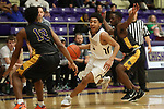 Chisholm Trail defeats Everman 52-46 in high school basketball in Fort Worth on Tuesday, December 12, 2017. (photo by Khampha Bouaphanh)