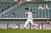 Nate Smolinski (3) of The Bishop's High School in La Jolla, California during the Under Armour All-American Pre-Season Tournament presented by Baseball Factory on January 14, 2017 at Sloan Park in Mesa, Arizona.  (Freek BouwMike Janes Photography)